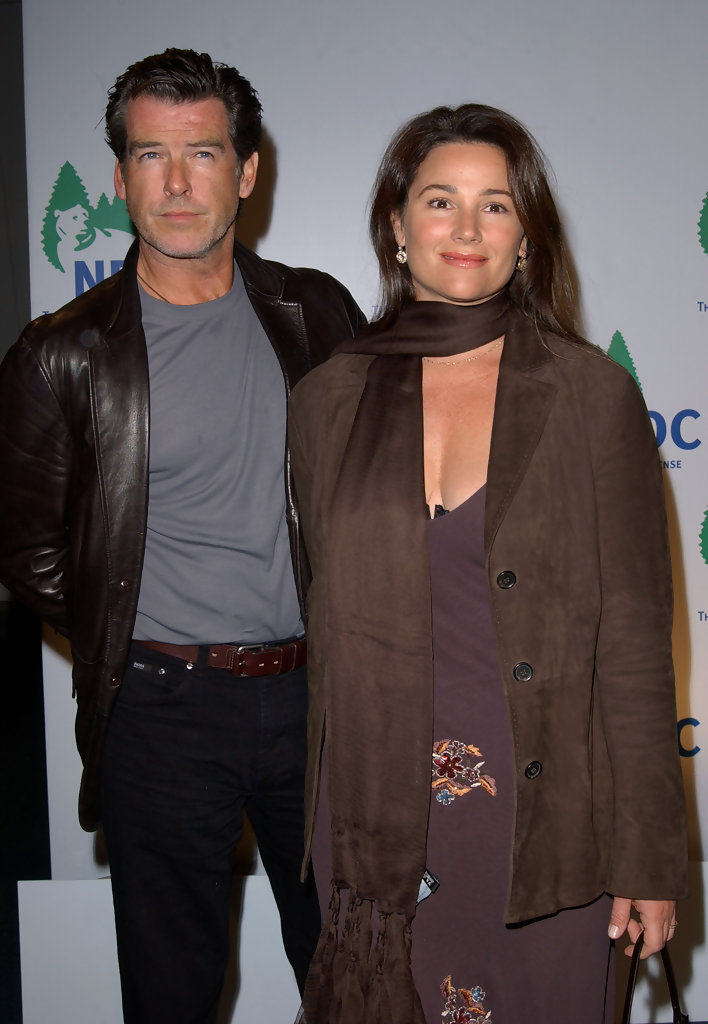 Pierce Brosnan, Keely Shaye Smith - Keely Shaye Smith Photos - Zimbio