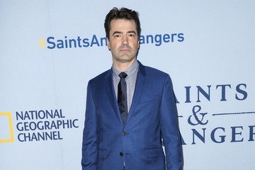 Ron Livingston Celebrities Attend the Premiere of 'Saints and Strangers'
