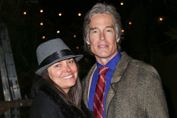 Ronn Moss Celebrities Are Seen at Saint Felix