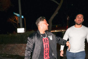 Ronnie Ortiz-Magro is seen in Los Angeles, California.