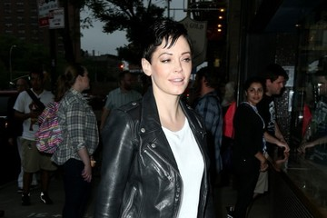 Rose McGowan 'The Overnight' Premiere