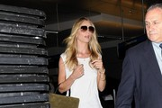 Rosie Huntington-Whiteley at LAX