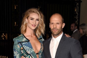 Rosie Huntington-Whiteley Burberry 'London In Los Angeles' - Arrivals
