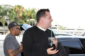 Ross Mathews Ross Mathews at LAX