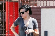 Rumer Willis at 'Dancing with the Stars' Rehearsal