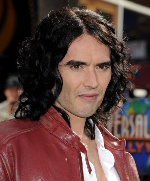 Russell Brand Los Angeles Premiere of