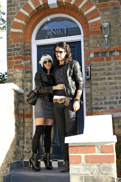 russell brand and katy perry. Russell Brand and Katy Perry
