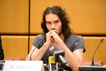 Russell Brand Russell Brand at the UNODC 57th Commission
