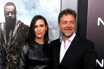 Russell Crowe Jennifer Connelly 'Noah' Premieres in NYC — Part 2