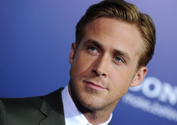 Ryan Gosling Los Angeles Premiere of The Ides of MarchThe Academy