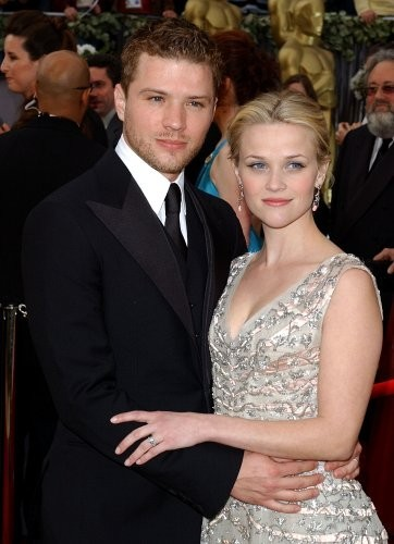 Ryan Phillippe And Reese Witherspoon Photos Photos