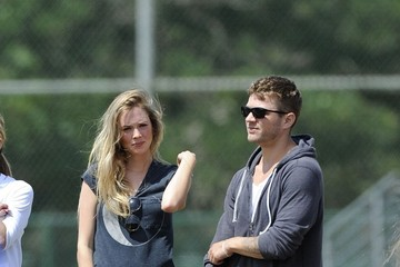 Ryan Phillippe Reese Witherspoon Watches Her Son's Game — Part 2