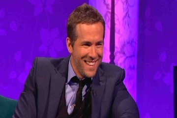 Ryan Reynolds Ryan Reynolds Chats with Alan Carr 2