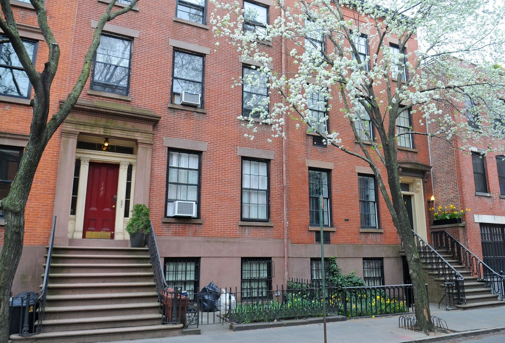 Sarah jessica parker 39 s alleged brooklyn home zimbio for Buying a house in brooklyn