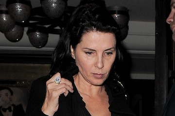 Sadie Frost Kate Moss Celebrates Her Birthday with Friends