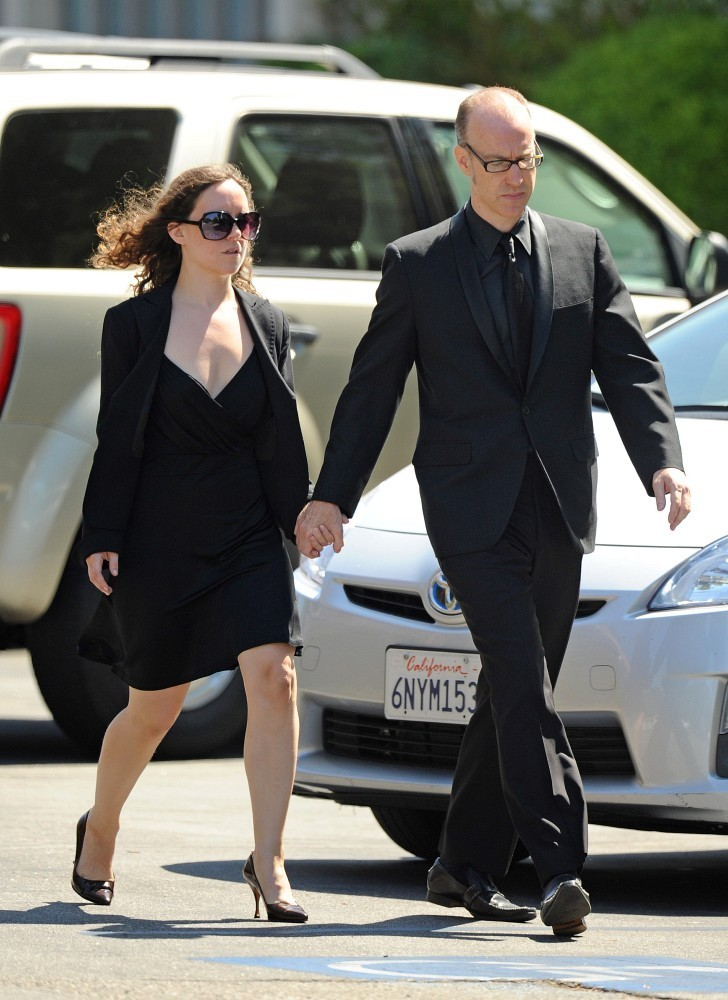 Sage Stallone Funeral ...