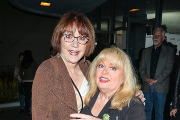 Sally Struthers Lee Garlington Is Seen At Harmony Gold Theatre In West Hollywood