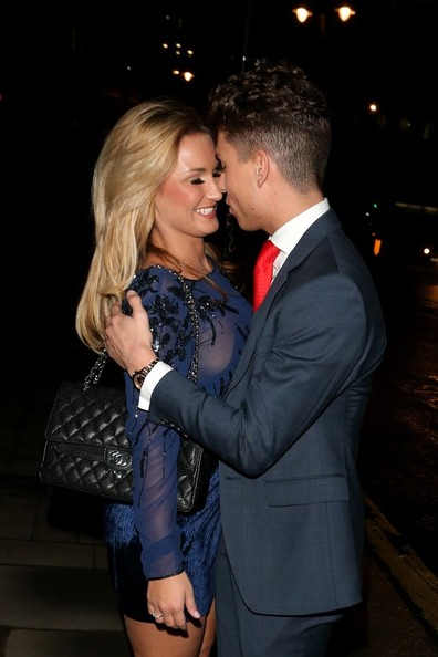 Außergewöhnlich Sam Faiers And Joey Essex Out For Valentineu0027s Day