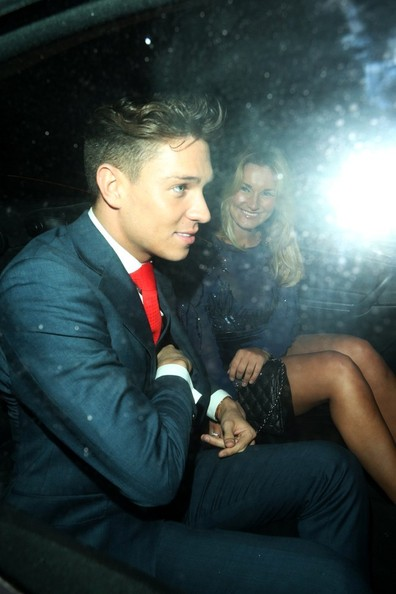 Sam Faiers And Joey Essex Out For Valentineu0027s Day