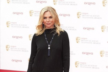Samantha Janus Arrivals at the BAFTA TV Awards — Part 2