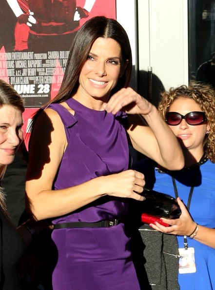 Sandra Bullock - 'The Heat' Premieres in Boston