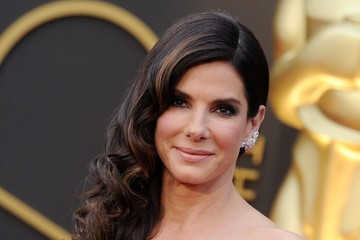 Sandra Bullock Arrivals at the 86th Annual Academy Awards