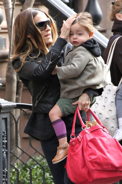 Sarah Jessica Parker's Casual Street Style