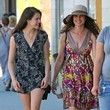 Sarah Qualley Andie MacDowell and Daughter Out in Venice