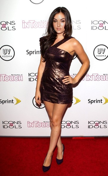 Sasha Grey - In Touch Icons & Idols Post VMA Party