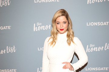 Sasha Pieterse The Honor List Premiere at London Hotel
