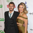 Scott Clifton Celebrities Attend the 84th Annual Hollywood Christmas Parade