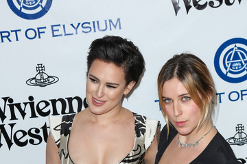 Scout Willis Celebrities Attend Art of Elysium's 9th Annual Heaven Gala