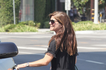 Selma Blair Selma Blair Out and About