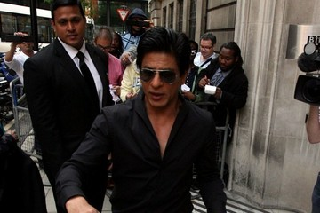 Shahrukh Khan Shahrukh Khan in London