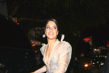 Shakira Barrera Shakira Barrera Is Seen Outside Entertainment Weekly's SAG Awards Party At Chateau Marmont