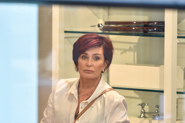 Sharon Osbourne Sharon Osbourne Runs Errands In LA