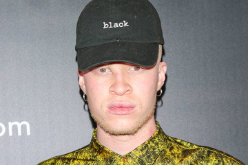 Shaun Ross BoohooMAN Hosts a Party With French Montana At Poppy Nightclub