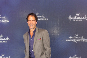 Shawn Christian Hallmark Channel And Hallmark Movies And Mysteries Summer 2019 TCA Press Tour Event - Arrivals