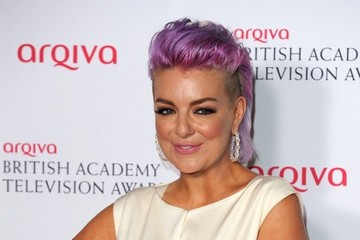 Sheridan Smith Press Room at the BAFTA Awards
