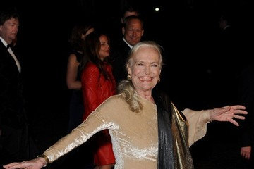 Shirley Eaton Celebs at the 'Skyfall' Afterparty 5