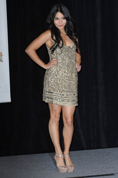 Vanessa Hudgens ShoWest 2010 Award Ceremony.Paris Las Vegas, Las Vegas, CA.March 18, 2010.