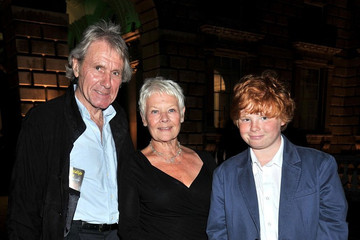 Judi Dench David Mills Shrek The Musical Press Night