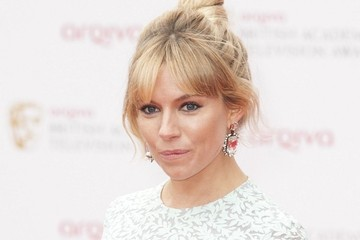 Sienna Miller Arrivals at the BAFTA TV Awards — Part 2