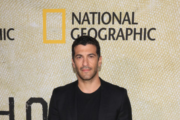 Simon Kassianides Premiere of National Geographic's 'The Long Road Home'