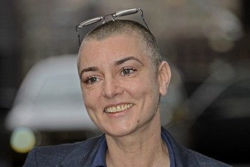 Sinead O'Connor Sinead O'Connor at the London Studios
