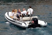 Geri Halliwell and Friends on a Boat