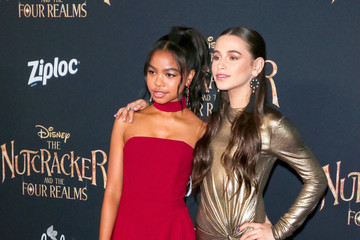 Sky Katz Premiere Of Disney's 'The Nutcracker And The Four Realms'