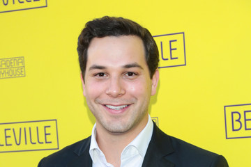 Skylar Astin Pasadena Playhouse Presents Opening Night of 'Belleville'