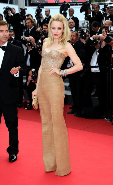 "The red carpet premiere of ""Sleeping Beauty""  at the 64th Annual Cannes Film Festival."