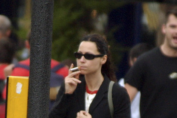 minnie driver smoke